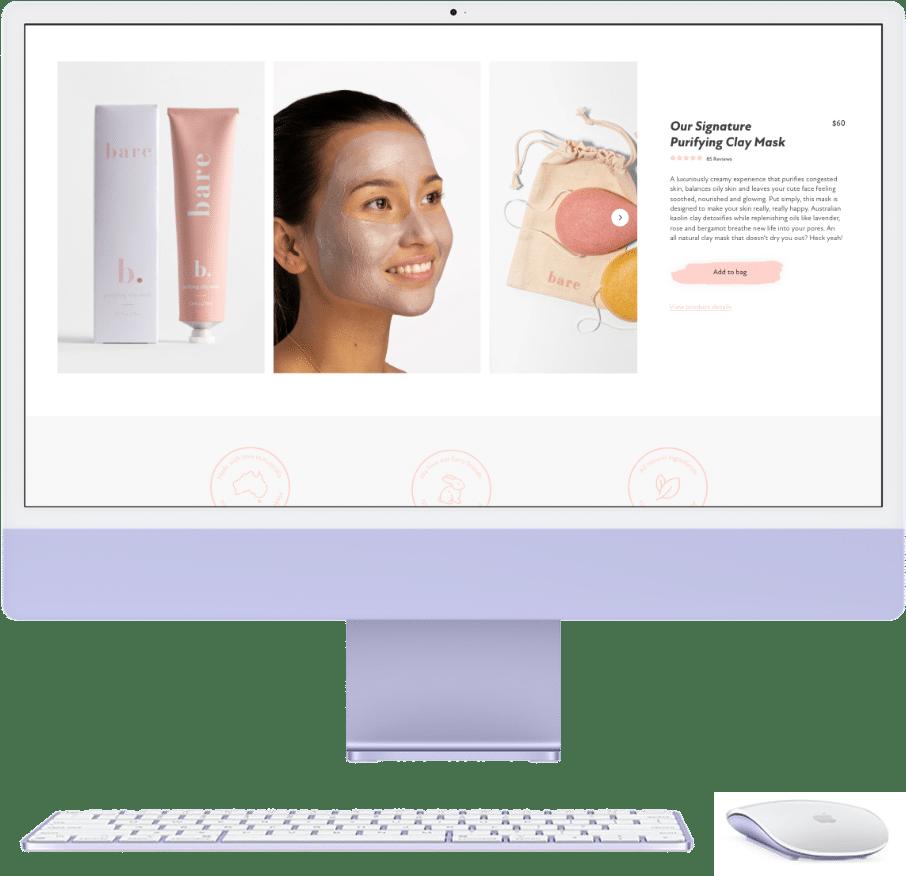web design for